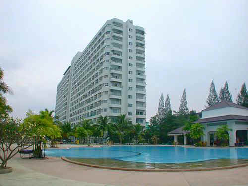 View Talay 1, building B, a condo in Jomtien Beach, Pattaya, Thailand